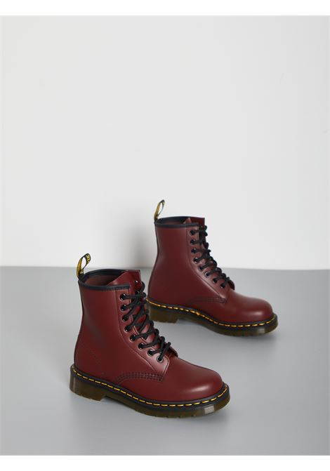 1460 SMOOTH DR MARTENS | Anfibi | DMS1460CRSM100726BORDEAUX
