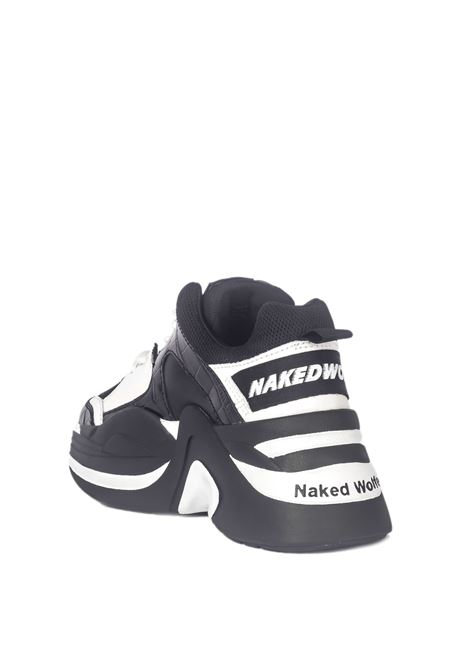 NAKED WOLFE |  | NW TRACKBLACK CROC
