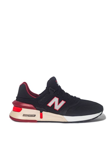 New Balance 997 NEW BALANCE | Sneakers | NBMS997RDD12NERO/ROSSO