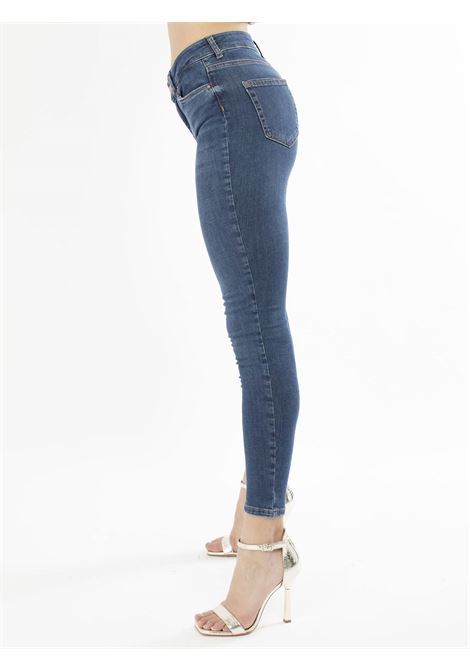 Jeans PIECES | Jeans | 17097306BLU DENIM