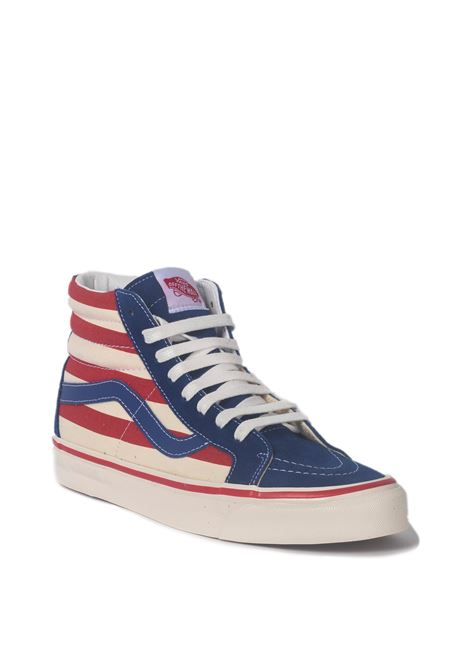 VANS |  | VN0A38GFXKI1ROSSO/BLU