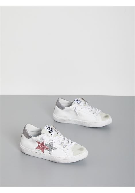 2 STAR | Sneakers | 2SD2815BIANCO