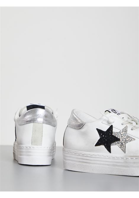 SNEAKERS 2 STAR | Sneakers | 2SD2853BIANCO