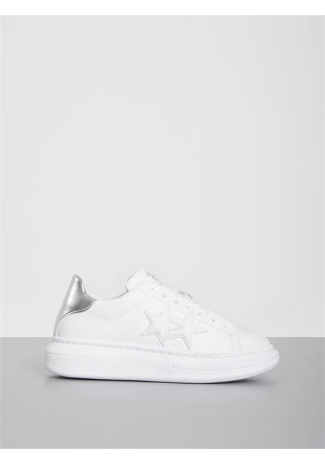 SNEAKERS 2 STAR | Sneakers | 2SD2886BIANCO