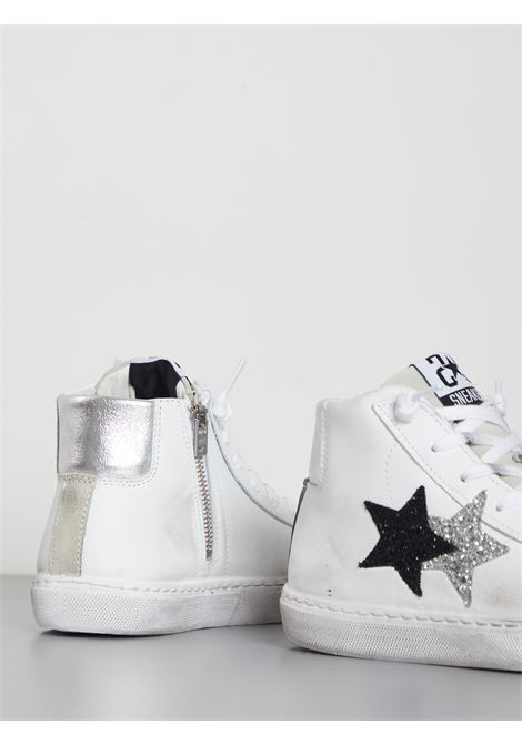 2 STAR | Sneakers | 2SD2941BIANCO