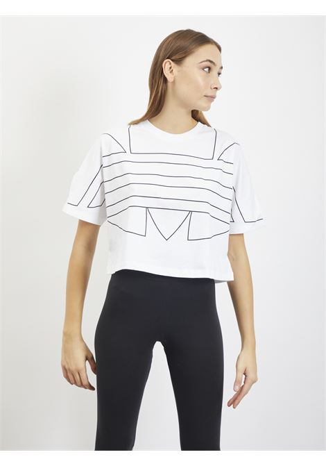 T-SHIRT ADIDAS | T-shirt | GD2358BIANCO