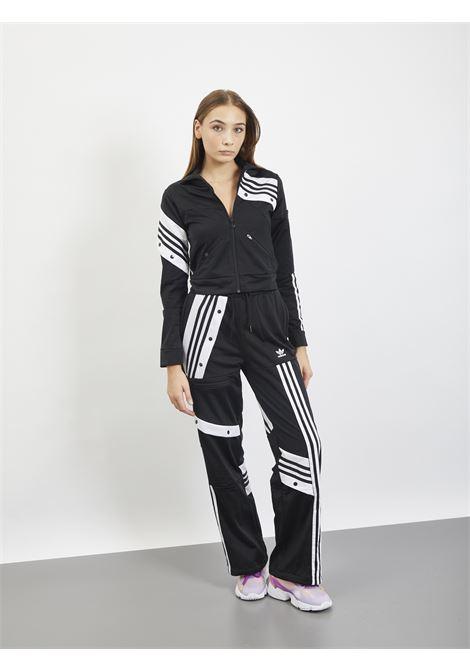 zip hoodie ADIDAS | Hoodies | GD2409NERO