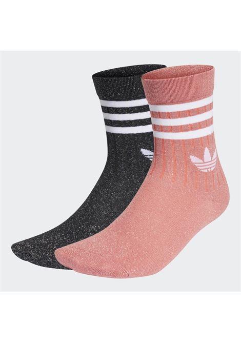 Lurex socks ADIDAS | Socks | GD3455MULTICOLOR