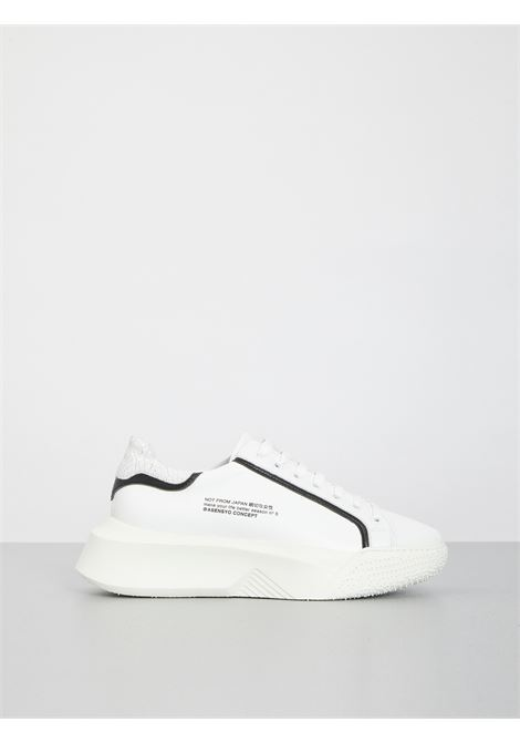 Sneakers in pelle ASENSYO | Sneakers | AS15 VERS 2BIANCO
