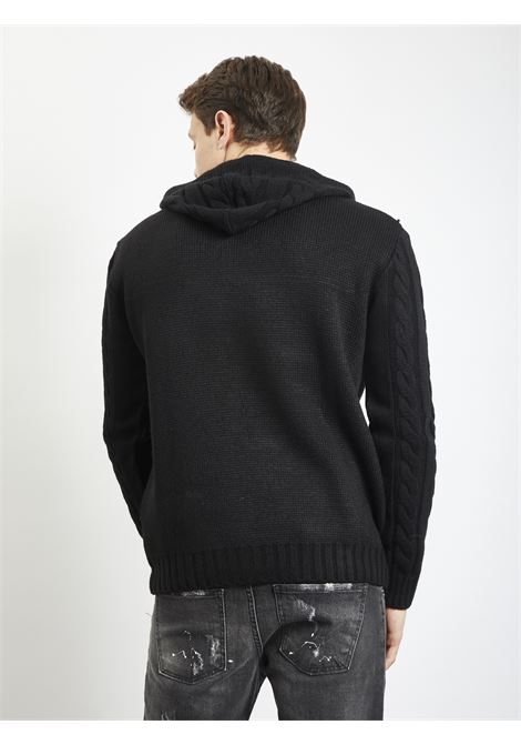 Pull BLACK CIRCUS | Sweaters | BC 0A13NERO