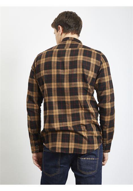 Camicia BLACK CIRCUS | Camicie | CAU9027ECUOIO
