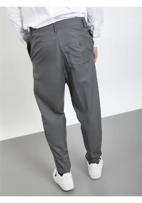 Pants fondo ampio BLACK CIRCUS | Pantaloni | PAU9071SGRIGIO