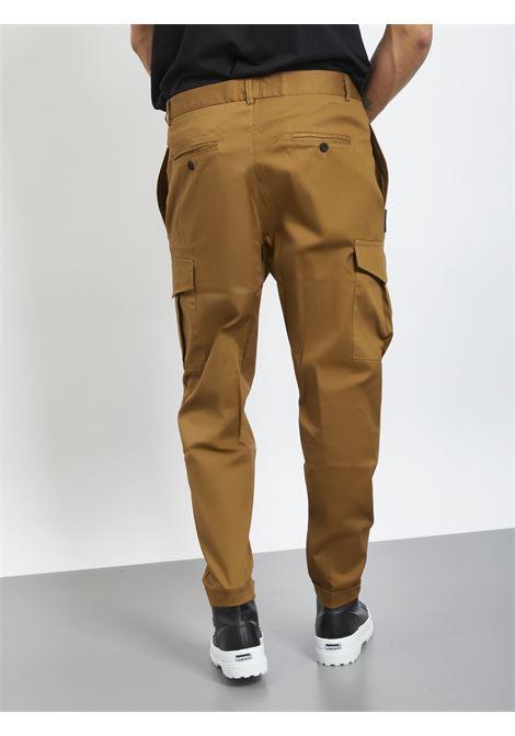 Pants con tasconi BLACK CIRCUS | Pantaloni | PAU9072FCUOIO