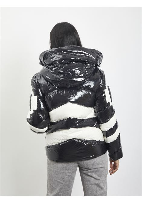 Glossy and opaque duvet BLAUER | Quilted Jacket | 20WBLD03118 999NERO