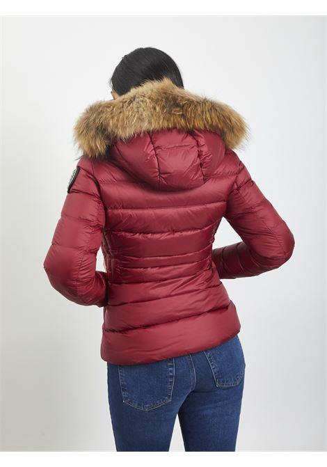 BLAUER | Quilted Jacket | 20WBLDC03084 568BORDEAUX