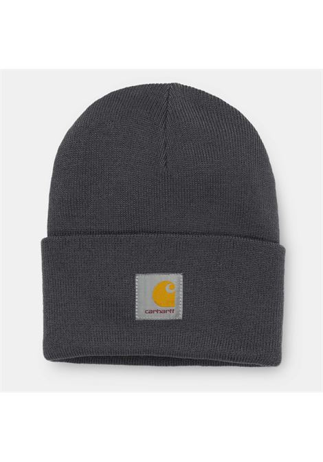 ACRYLIC WATCH HAT CARHARTT | Hats | I020222GRIGIO