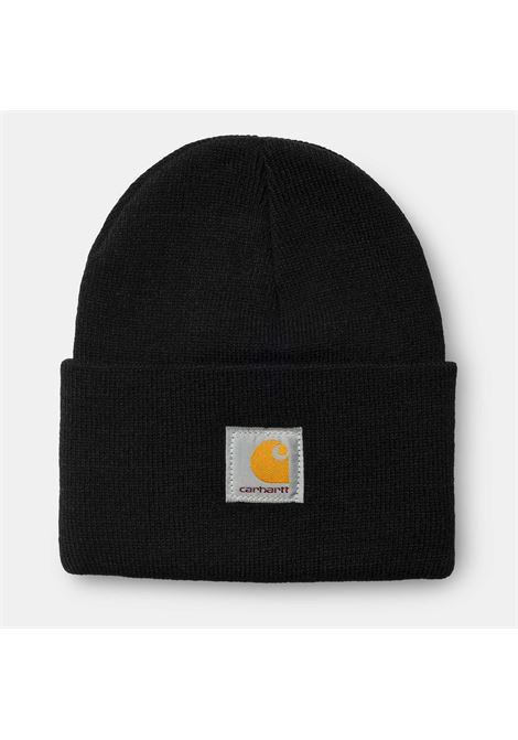 ACRYLIC WATCH HAT CARHARTT | Hats | I020222NERO