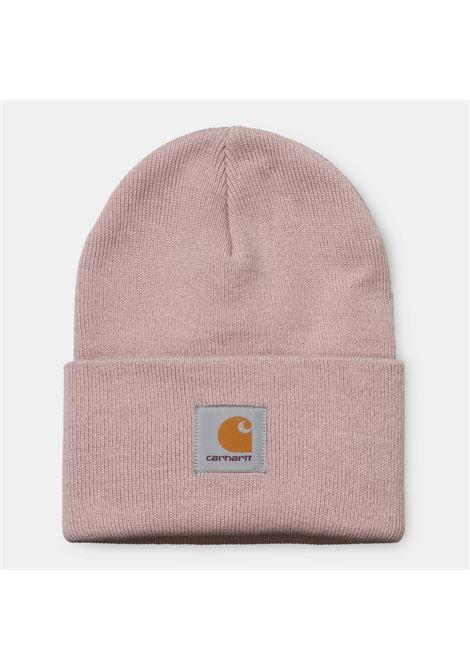 ACRYLIC WATCH HAT CARHARTT | Cappelli | I020222ROSA
