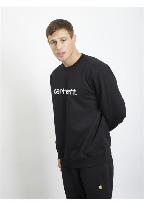 sweatshirt CARHARTT | Hoodies | I027092NERO