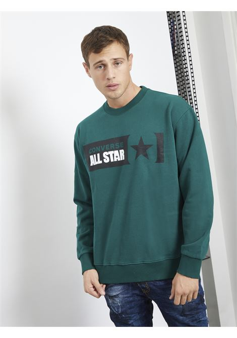 Sweater CONVERSE | Hoodies | 10021319VERDE