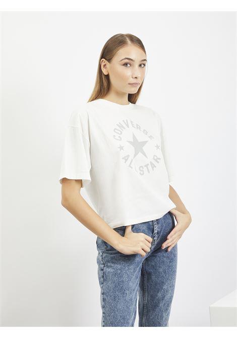 T-SHIRT CONVERSE | T-shirt | 10021337BIANCO