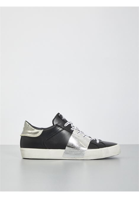 low top distressed CRIME | Sneakers | 11009NERO