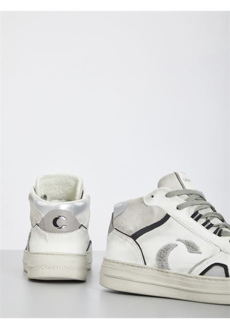 HIGH TOP OFF COURT CRIME | Sneakers | 11141BIANCO
