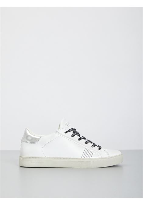 low top essential CRIME | Sneakers | 11612BIANCO