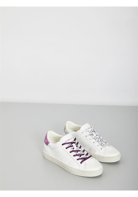 low top essential CRIME | Sneakers | 25616BIANCO