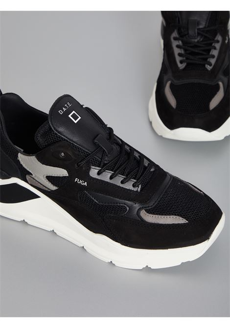 DATE | Sneakers | M331-FG-ME-BKNERO