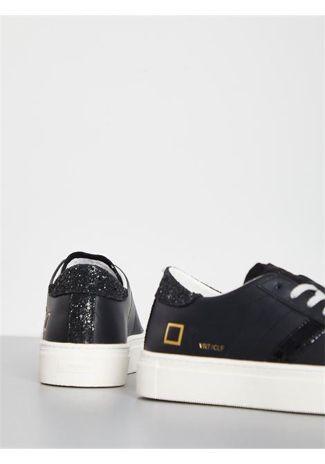 VERTIGO CALF DATE | Sneakers | W331-VE-CA-BKNERO