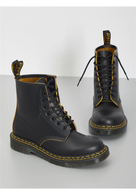 1460 SMOOTH SLICE DR MARTENS | Combat Boot | DMS1460DSBSM26100032NERO