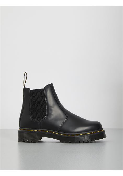 CHELSEA DI PELLE 2976 SMOOTH DR MARTENS | Beatles | DMS2976BEXBS26205001NERO