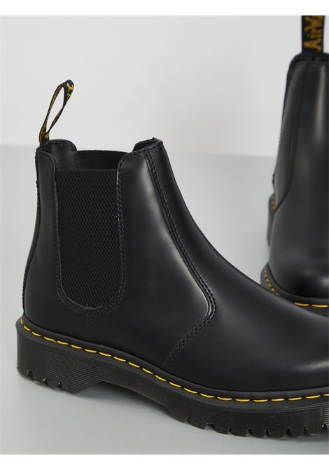 LEATHER CHELSEA 2976 SMOOTH DR MARTENS | Beatles | DMS2976BEXBS26205001NERO