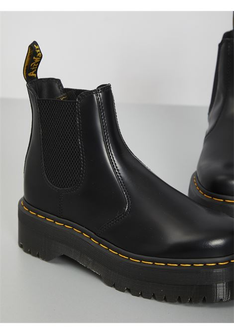 2976 BEX SMOOTH LEATHER CHELSEA DR MARTENS | Beatles | DMS2976QBSM24687001NERO