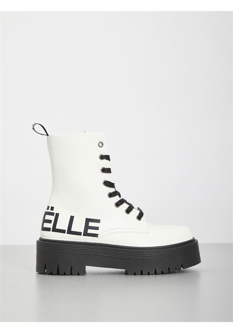 Boots GAELLE | Combat Boot | GBDS2190BIANCO