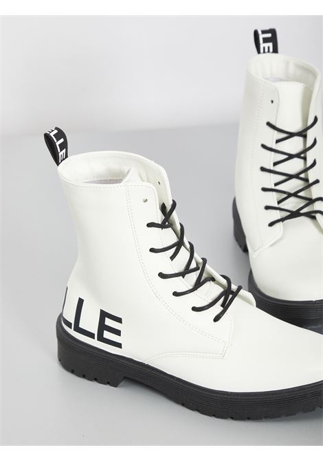 boots GAELLE | Combat Boot | GBDS2201BIANCO