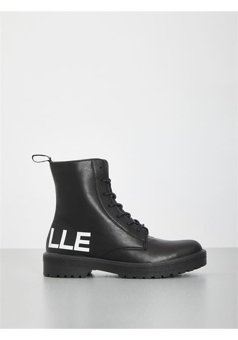 GAELLE | Combat Boot | GBDS2201NERO