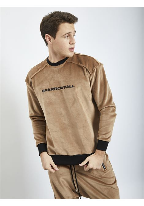 Sweatshirt GAVENSEMBLE | Hoodies | SWEAT-318CUOIO