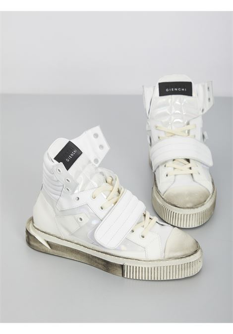 hypnos GIENCHI | Sneakers | GXD071N000 MIX0 0100BIANCO