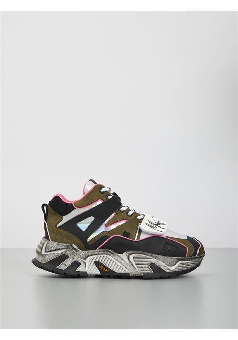 trekking radar GIENCHI | Sneakers | GXDTRKN000 MIX0 M033VERDE