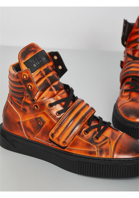 hipnos spazzola GIENCHI | Sneakers | GXU076N000 GUMO ARANARANCIONE
