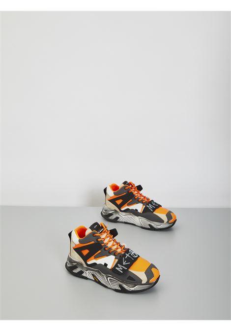 trekking radar GIENCHI | Sneakers | GXUTRKN000 MIX0 0000ARANCIONE