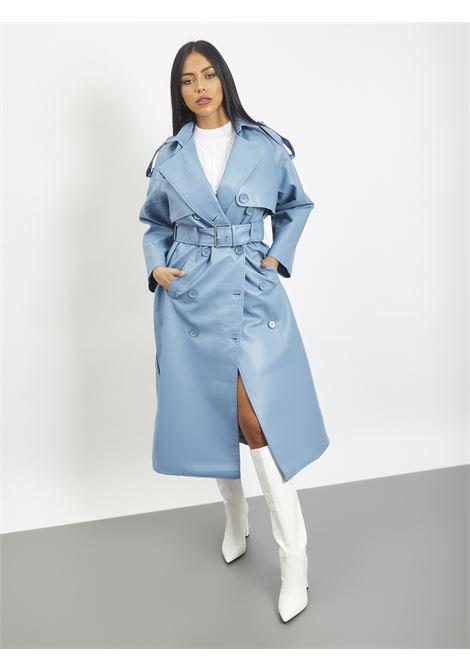 Coat GLAMOROUS | Coat | CK5844CELESTE
