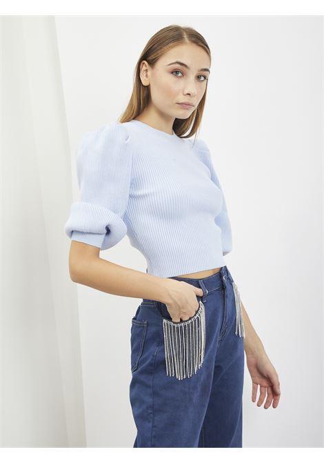 GLAMOROUS | Sweaters | CK5871CELESTE