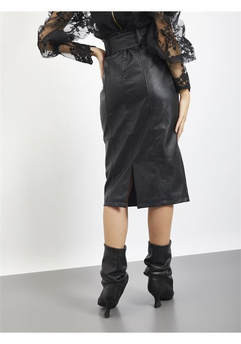Longhette GLAMOROUS | Skirt | SA0112NERO