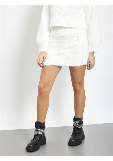 GLAMOROUS   Skirt   TM0249BIANCO
