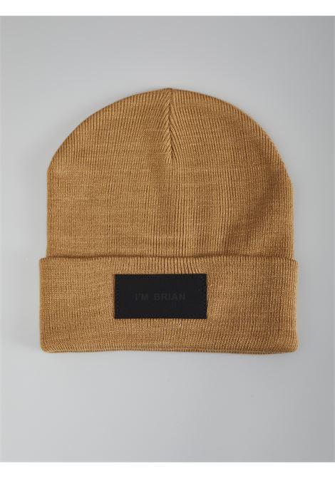 cappello I'M BRIAN | Cappelli | CAPP1011BEIGE