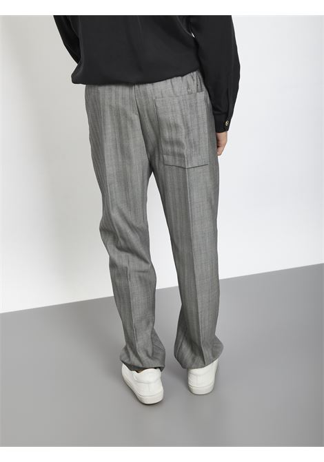 Pants  I'M BRIAN | Trousers | PA1510GRIGIO