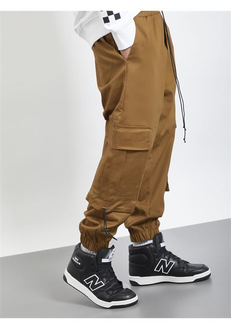 Cargo pants INSANITY | Trousers | INSA 164MARRONE